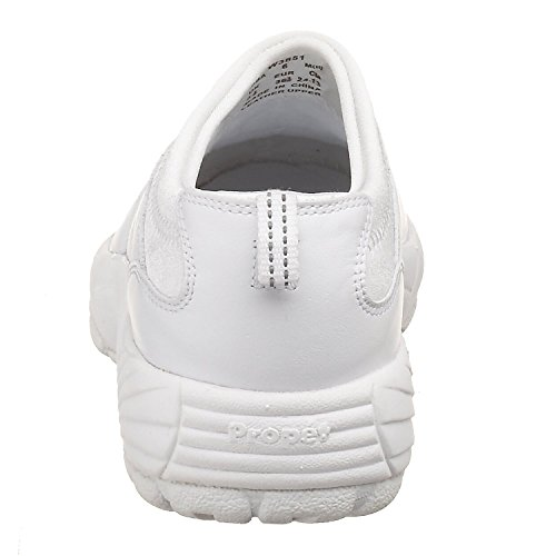 Propet Womens Wash & On Slip-on, 6w (d), Osso / Bianco