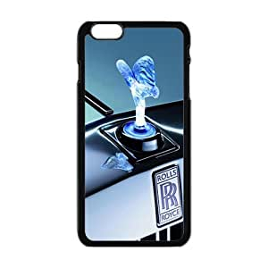 Happy Rolls-Royce sign fashion cell phone case for iPhone 6 plus 6