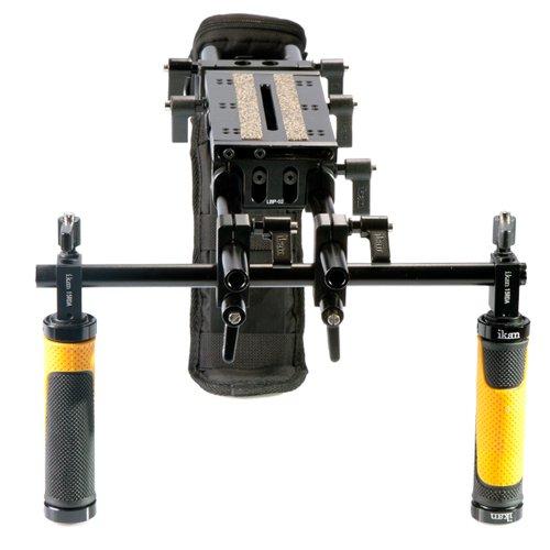 Ikan ELE-FLWCAM Flyweight Camcorder Shoulder Rig,Black by Ikan
