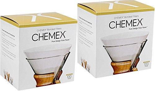 Chemex FC-100 Bonded White Circular Coffee