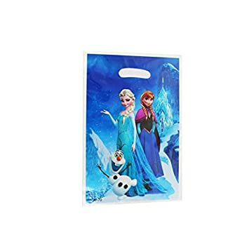 Frozen Elsa Theme Birthday Party Bag With Return Gift Pack Of 10 Amazonin Toys Games