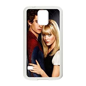 The Amazing Spider Man Movie Samsung Galaxy S5 Cell Phone Case White Phone Accessories VR6K101K