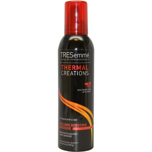Tresemme Thermal Creations Volumising Mousse, 6,5 onzas