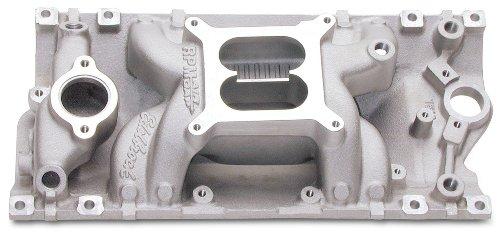 Edelbrock 7516 Performer RPM Air-Gap Intake Manifold (Performer Edelbrock Air Gap Rpm)