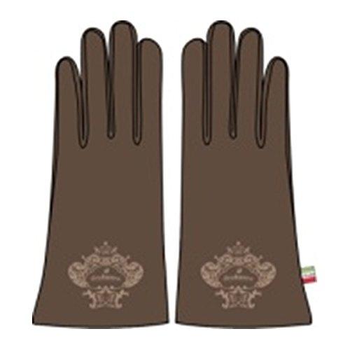 賄賂前提条件せがむオロビアンコ OROBIANCO レディース 手袋 7.5 ORL-1582-MC モカ ファッション小物 その他 mirai1-511985-ak [並行輸入品] [簡易パッケージ品]