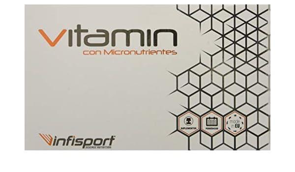Infisport Vitamin - 30 Comprimidos: Amazon.es: Alimentación y bebidas