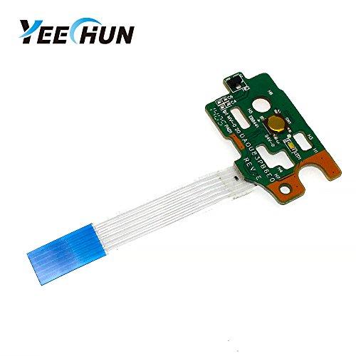 YEECHUN Brand New Power Button Board For HP Pavilion 15 15-N 15-F Series DA0U83PB6E0 w/ Ribbon ()