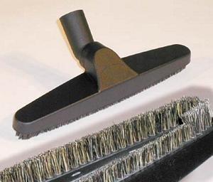12in Deluxe Central Vacuum Accessory Floor Brush