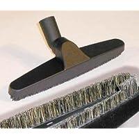 Cepillo de piso accesorio de vacío central de 12 pulgadas de lujo