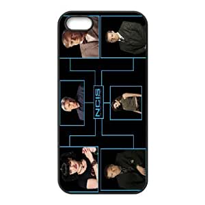 iphone5 5s phone cases Black NCIS cell phone cases Beautiful gifts PYSY9387422