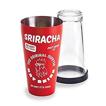 Wink Sriracha Cocktail Shaker