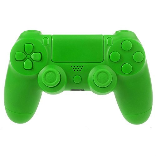 ModFreakz Shell/Button Kit Matte Collection - Green For PS4 Gen 1,2 V1 Controller