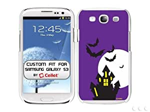 Cellet White Proguard with Halloween Theme for Galaxy S 3