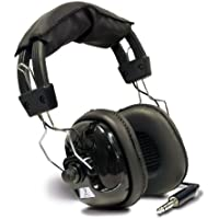 Fisher Stereo Headphones, Black