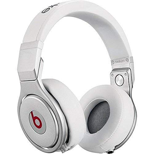 Beats Pro Wired Over-Ear Headphone - White (Refurbished)