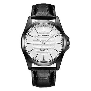 Dylung Reloj de Pulsera de Hombres Relojes para Hombres Chico Reloj de Hombre Men Analógico Cuarzo