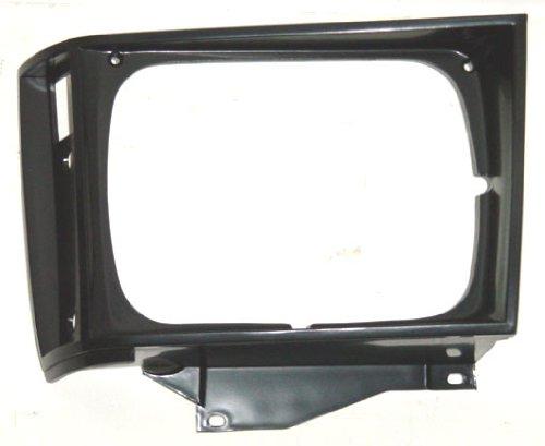 OE Replacement Chevrolet/GMC Driver Side Headlight Door (Partslink Number GM2512127)