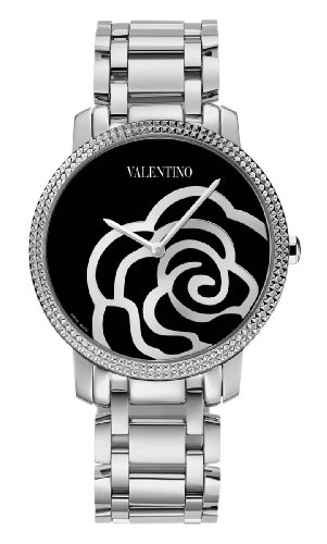Valentino Women's V56SBQ9909S099 Stainless Steel Rose, used for sale  Delivered anywhere in USA