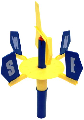 ETA hand2mind Plastic Weather Vane