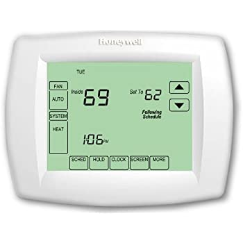 honeywell th8110u1003 vision pro 8000 digital thermostat. Black Bedroom Furniture Sets. Home Design Ideas