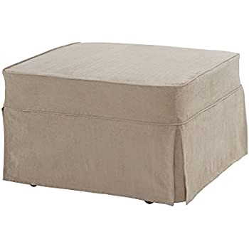 Amazon Com Castro Convertibles Single Ottoman With Pearl