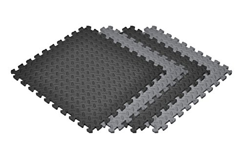 norsk-solid-color-diamond-plate-foam-tiles-6-packs