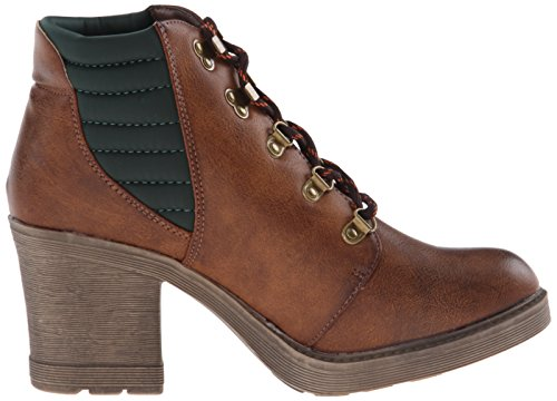 Smutstvätt Chinese Laundry Kvinna Rockstar Burnishe Boot Brown
