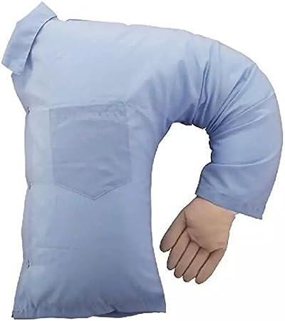 Almohada con diseño de brazo de novio para abrazo, para cama, sofá, cojín