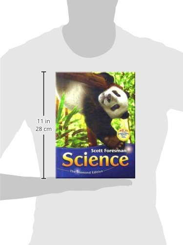 SCIENCE 2008 STUDENT EDITION (HARDCOVER) GRADE 4 by Scott Foresman (Image #1)