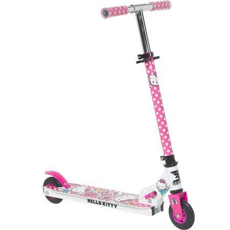 Hello Kitty Folding Scooter Dynacraft 2 Wheel