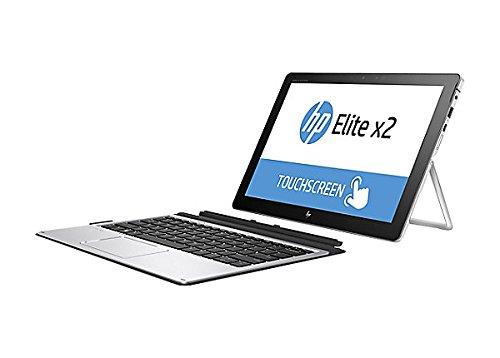 HP Elite x2 1012 G2 - Tablet - Core i3 7100U / 2.4 GHz - Win 10 Pro 64-bit - 4 GB RAM - 128GB SSD