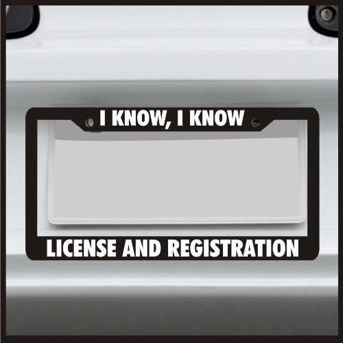 Sticker Connection License Registration Standard product image