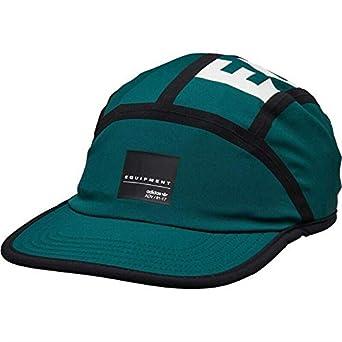adidas 5 Panel EQT Gorra de Tenis, Hombre, Verde (vermis/Negro ...