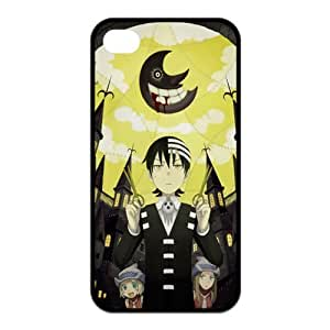 Mystic Zone Japanese Anime Death the Kid Case for iPhone 5 5s Cover Cartoon Fits Case KEK1646