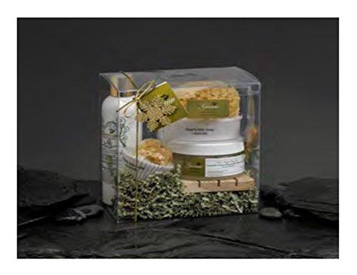 Spa Night Gift Pack - Lavender (Grecian Spas)
