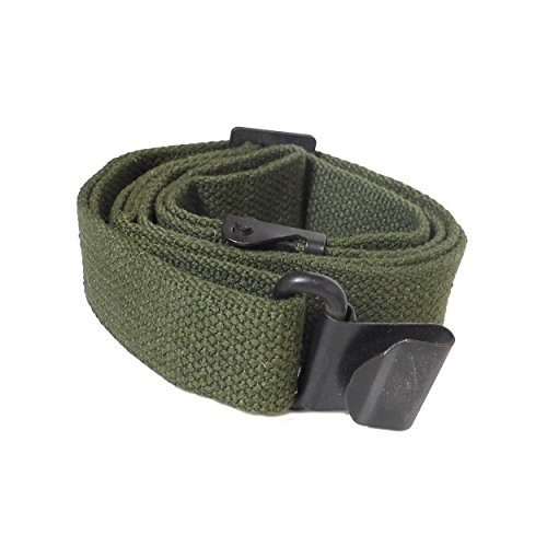 Used, ANQIAO WW2 US M1 Garand Gun Sling Strap Webbing Green for sale  Delivered anywhere in USA