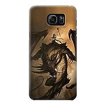 R0388 Dragon Rider Case Cover For Samsung Galaxy S6 Edge Plus