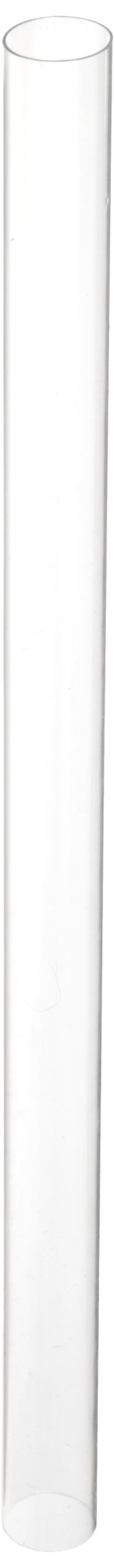 Heathrow Scientific HD23210 Clear Plastic Cryogenic Cane Sleeves, 275mm Length (Pack of 100)