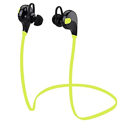Fullblam V4.1 Bluetooth Mini Lightweight Wireless Stereo Sports/running & Gym/exercise Bluetooth Earbuds Headphones Headsets W/microphone for Iphone 6 6s 6 Plus 5s 5c 4s 4, Ipad, Ipod, Android, Samsung Galaxy, Smart Phones Bluetooth Devices