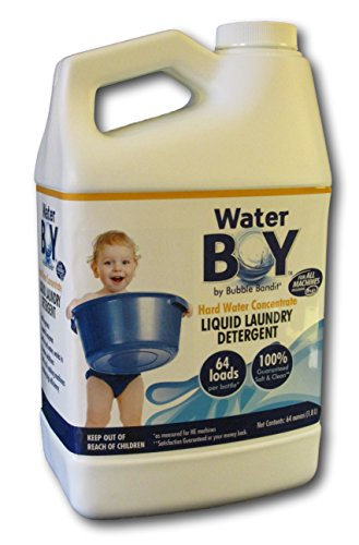 Buy detergent for hard water