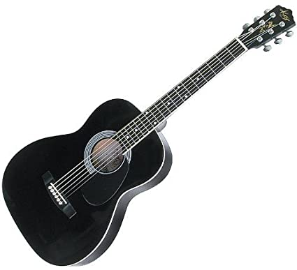 Amazon Com Kay Guitar K137bk Acoustic 36 Inch Standard Steel String