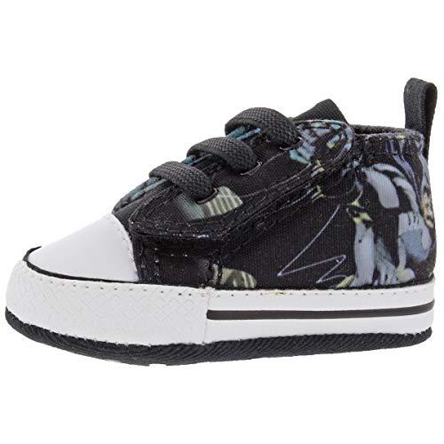 - Converse First Star Batman Infant Casual Crib Shoes Black 1 Medium (D) Infant