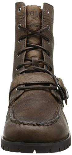 Lace Ranger up Polo Hiker Men's Mushroom Boot Ralph Lauren Ttqrq1I
