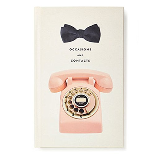 Kate Spade New York Telephone & Address Book (825466934009)