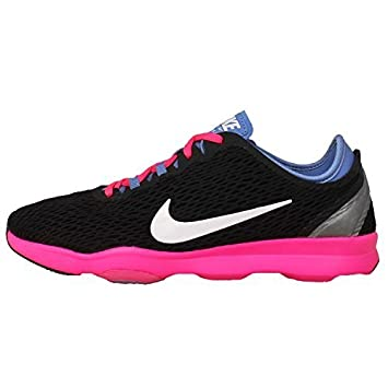 the latest 8f923 99fba Nike Womens Zoom Fit Cross Trainer (7 B(M) US, Black