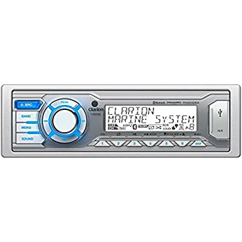 41caLelmC1L._SL500_AC_SS350_ amazon com clarion cz205 cd usb mp3 wma receiver with wireless clarion cz201a wiring diagram at readyjetset.co