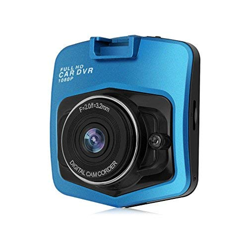 Car Dash Cam, coolsun 2.4'' LCD FHD 1080p 160 Degree Wide Angle Dashboard Car Camera Recorder with Night Vision,WDR, Loop Recording
