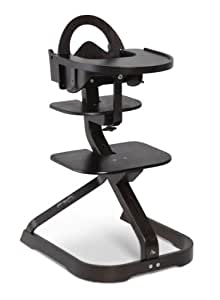High Chair – Award Winning Svan Signet Complete High Chair With Removable Tray (Espresso)