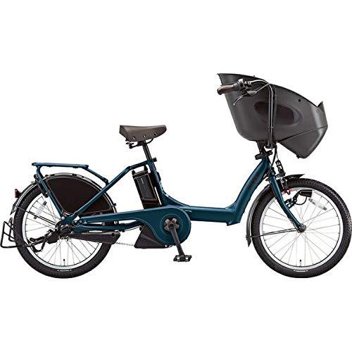 BRIDGESTONE(ブリヂストン) 19年モデル ビッケ ポーラーe BR0C49 20インチ 電動アシスト自転車 専用充電器チャイルドシートクッション付  T.レトロブルー B07HWZZDQG