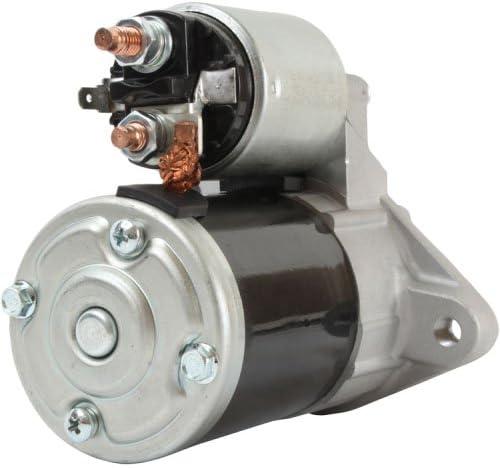 DB Electrical SMT0395 Starter for Suzuki Grand Vitara 09 10 11 12 13 2.4L 2.4 SX4 10 11 12 13 2.0 2.0L //31100-78K00 //M0T23171 Kizashi 10 11 12 13 2.4 2.4L